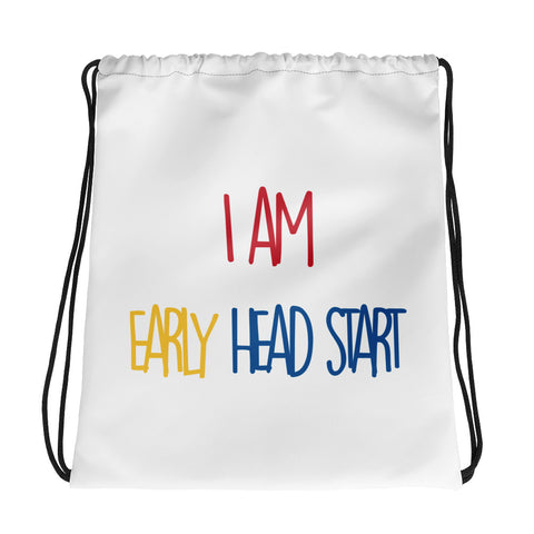 Early Head Start Drawstring bag