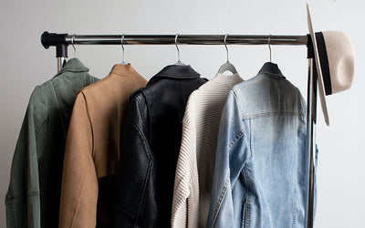 Declutter your wardrobe and make it more sustainable