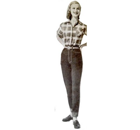 1950's jeans