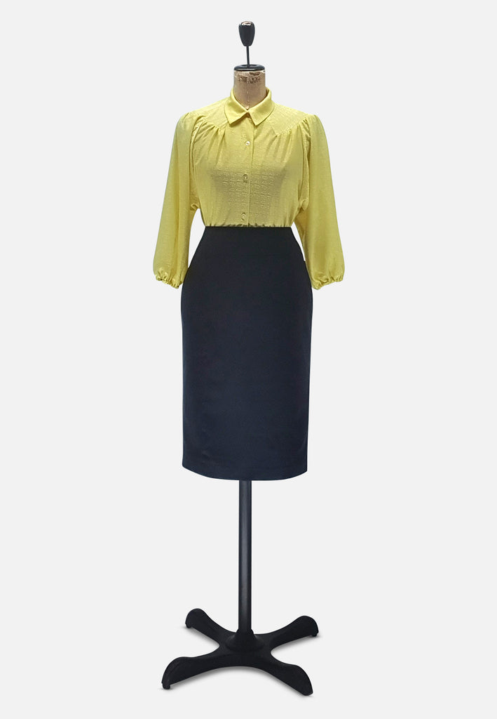 Yellow Blouse WOUNDED BIRD