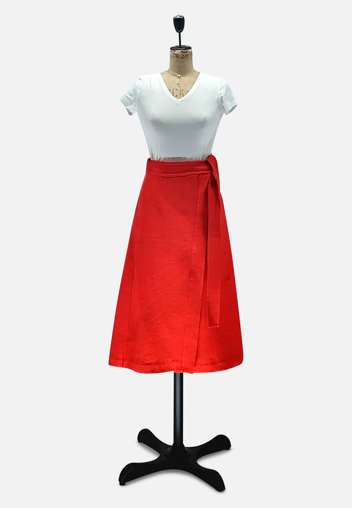 Wrap-Around Skirt RETRO