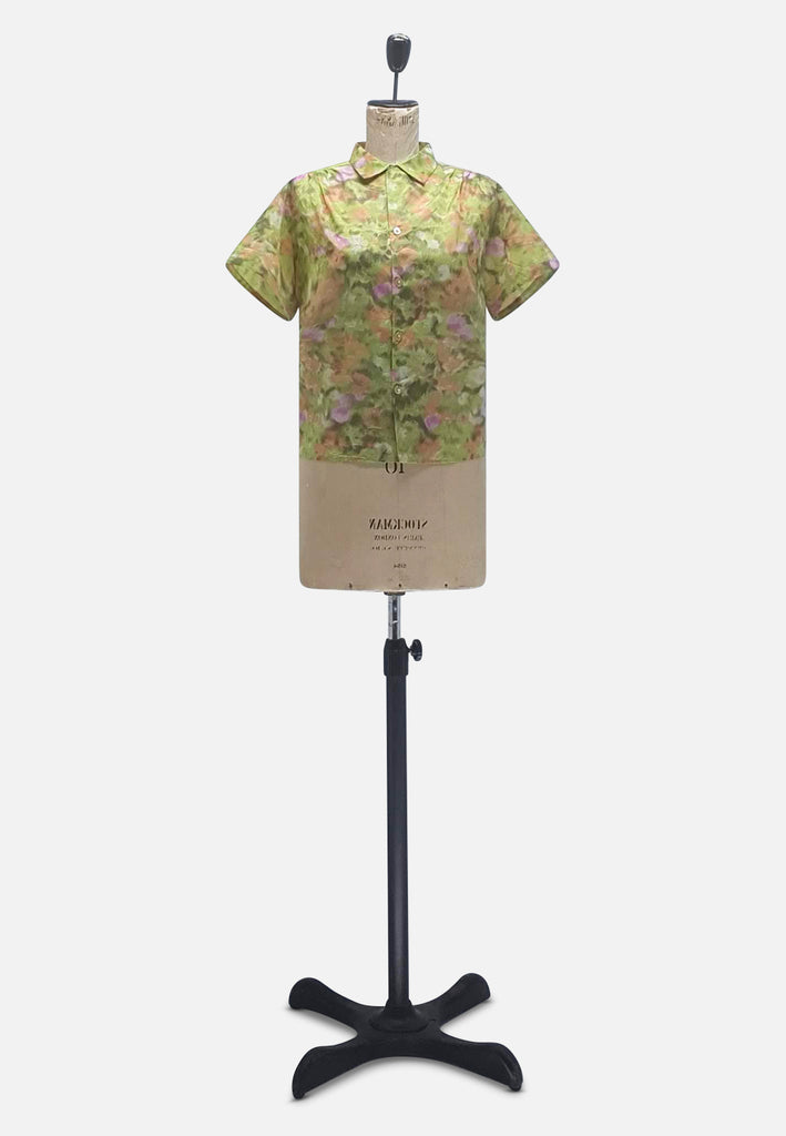 French Shirt Floral