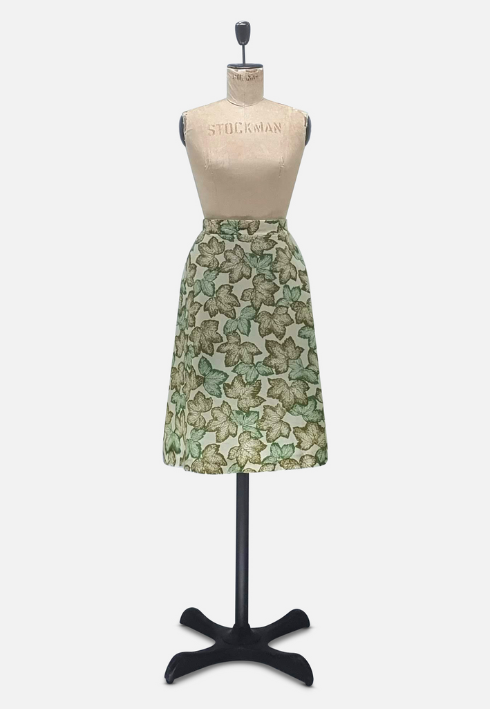 Autumn Pattern Skirt