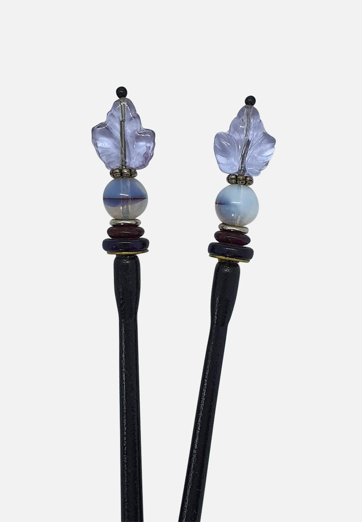 'Harvest' Hairsticks (pair)