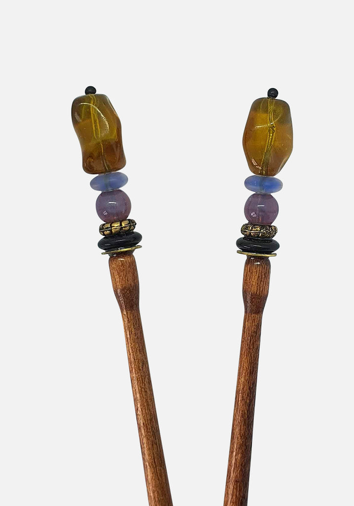 'Fiona' Hairsticks (pair)