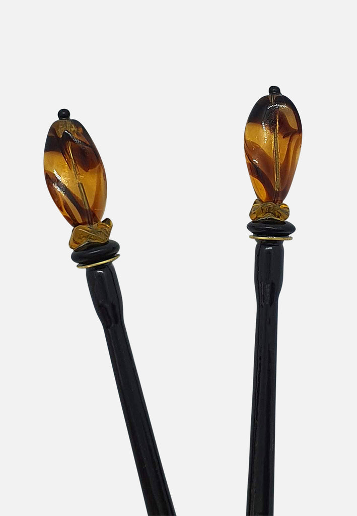 'Fargo' Hairsticks (pair)