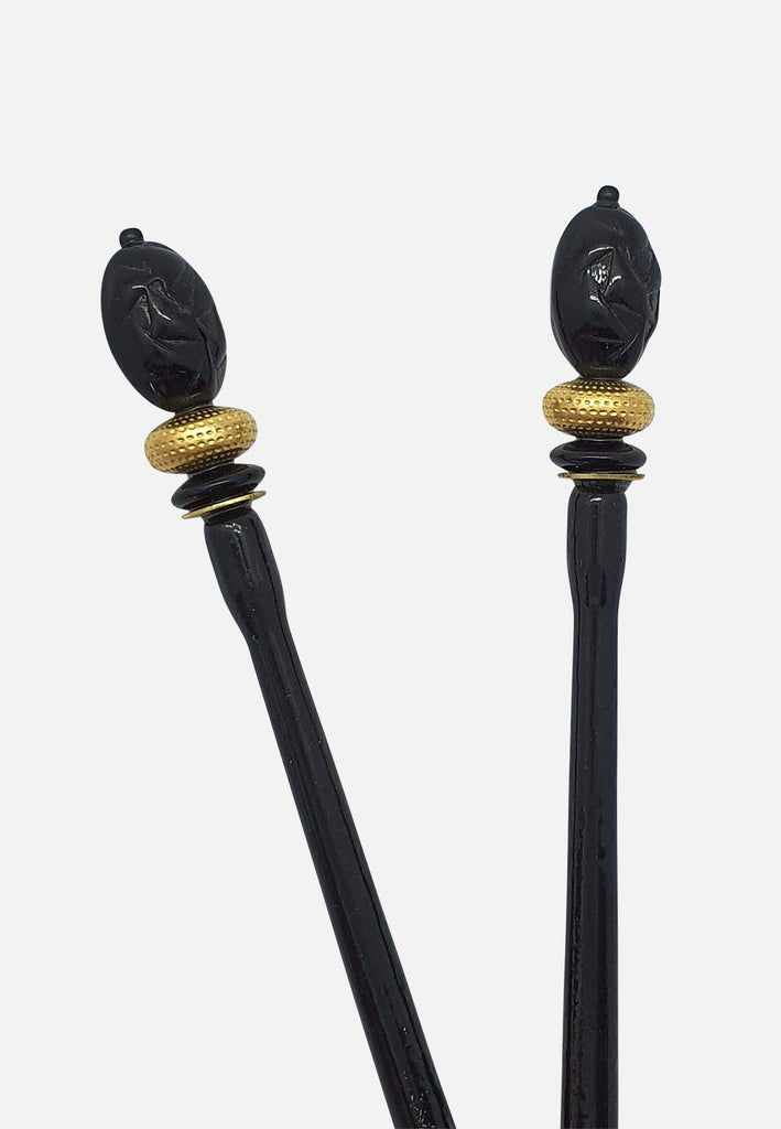 'Forecast' Hairsticks (pair)
