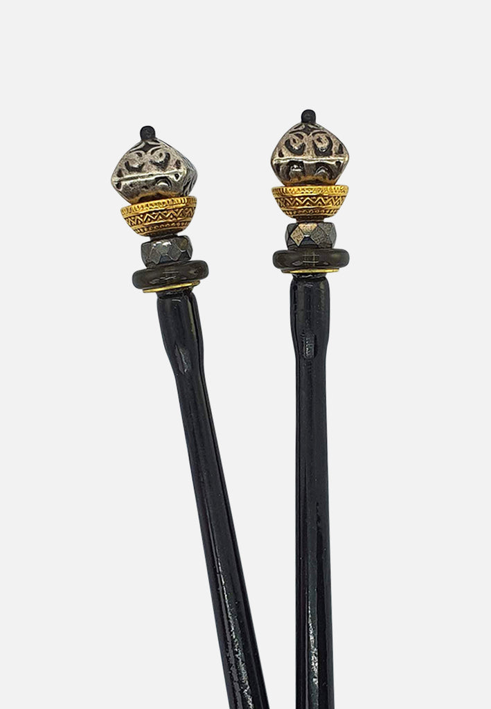 'Estate' Hairsticks (pair)