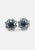 Crystal and Diamante Earrings (screw-back)