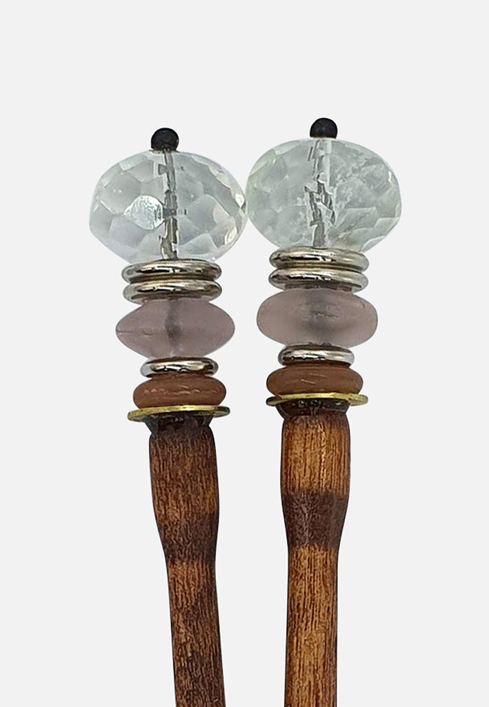'Pure' Hairsticks (pair)