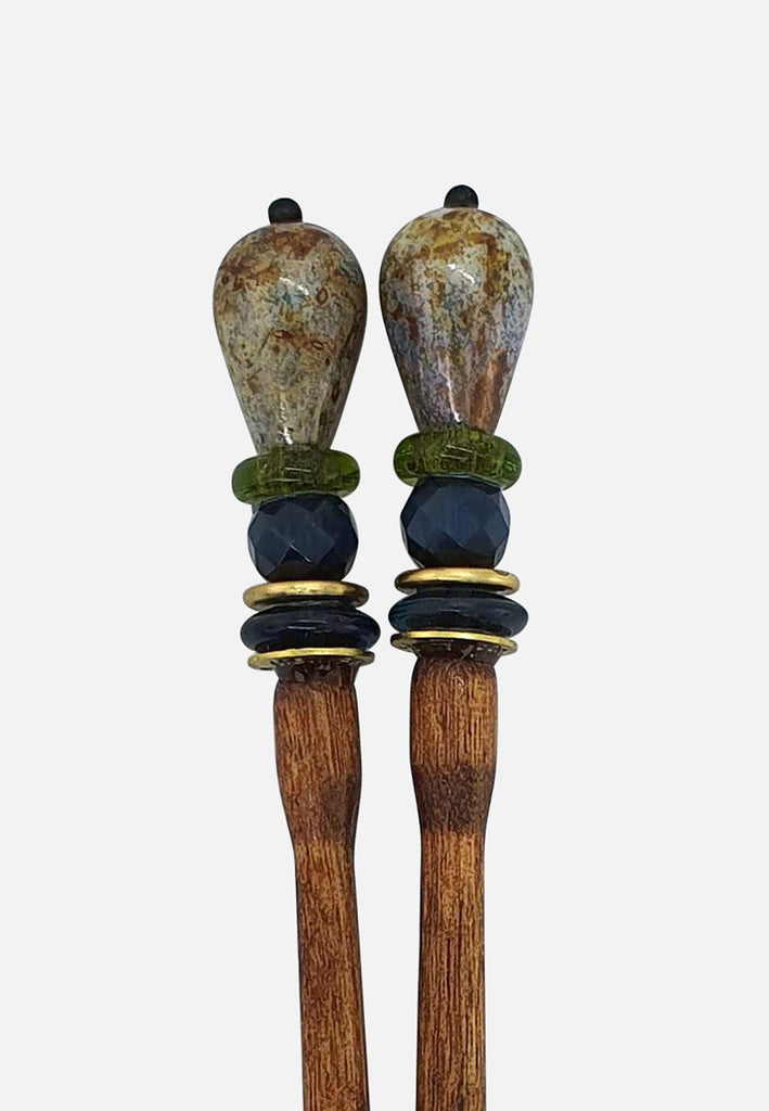 'Alder' Hairsticks (pair)