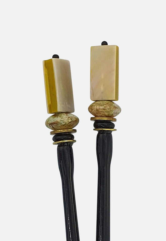 'Wheat' Hairsticks (pair)