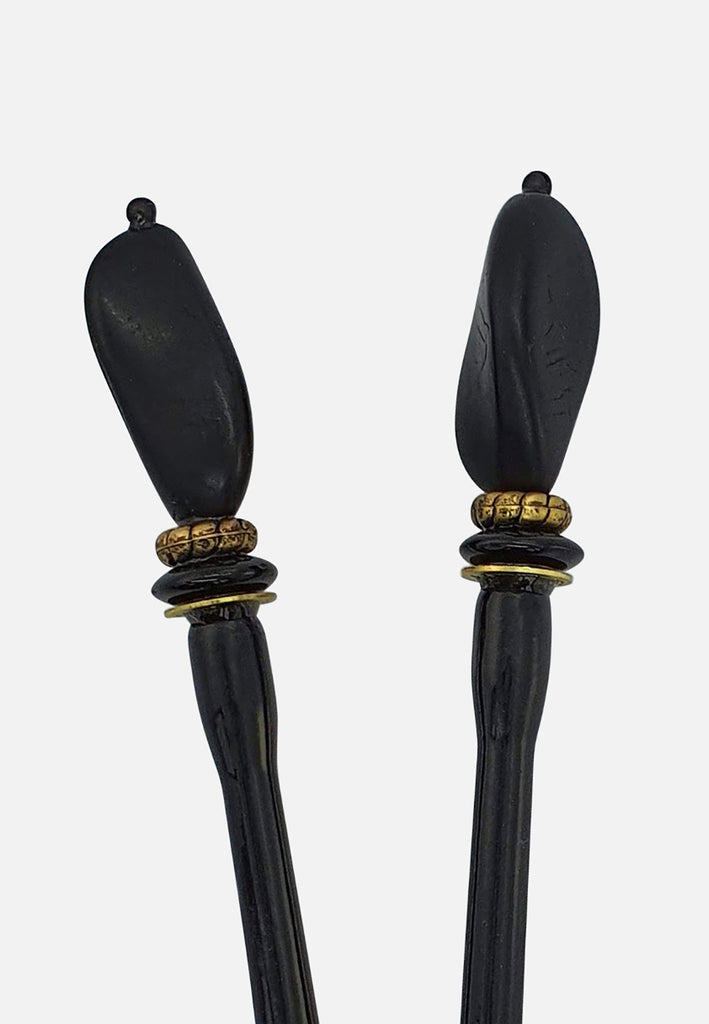 'Rumour' Hairsticks (pair)