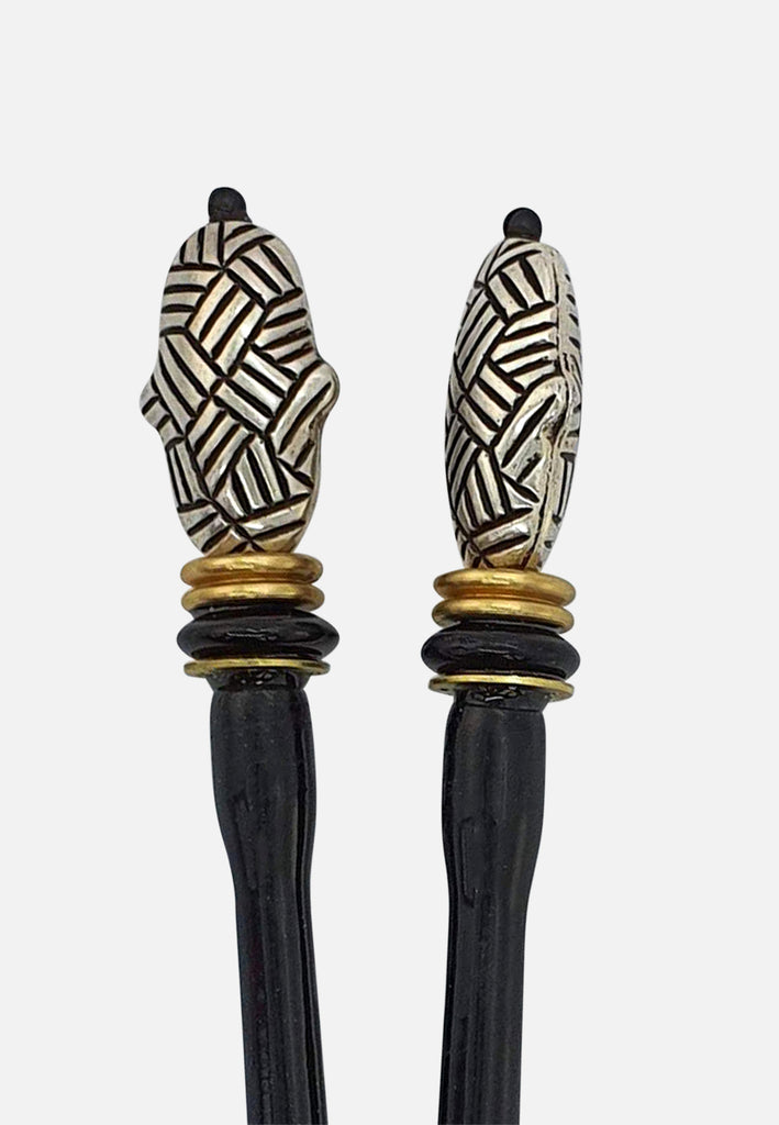 'Patio' Hairsticks (pair)