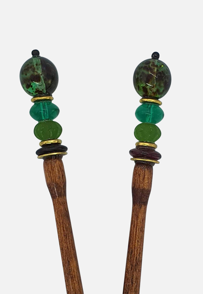 'Leap' Hairsticks (pair)