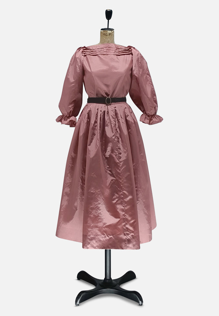Pink Taffeta Ensemble - RETRO