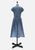 Blue Cotton Cutie Dress