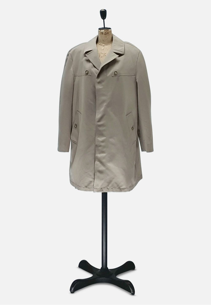 Mens 'Frieze' Trench