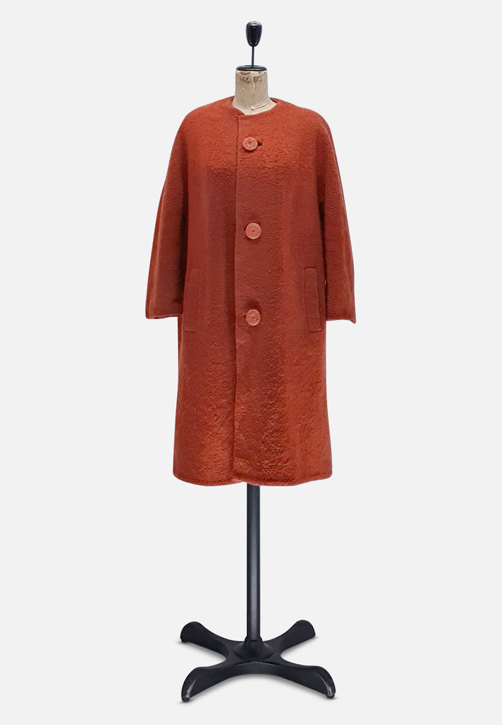 Rusty Radiance Coat