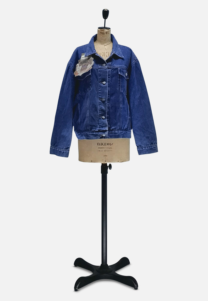 Denim Bill Blass Jacket - RETRO