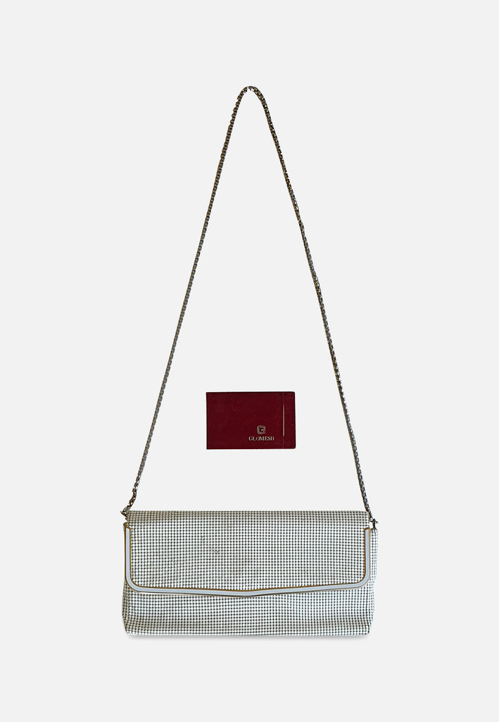 Original White 'Glomesh' Handbag