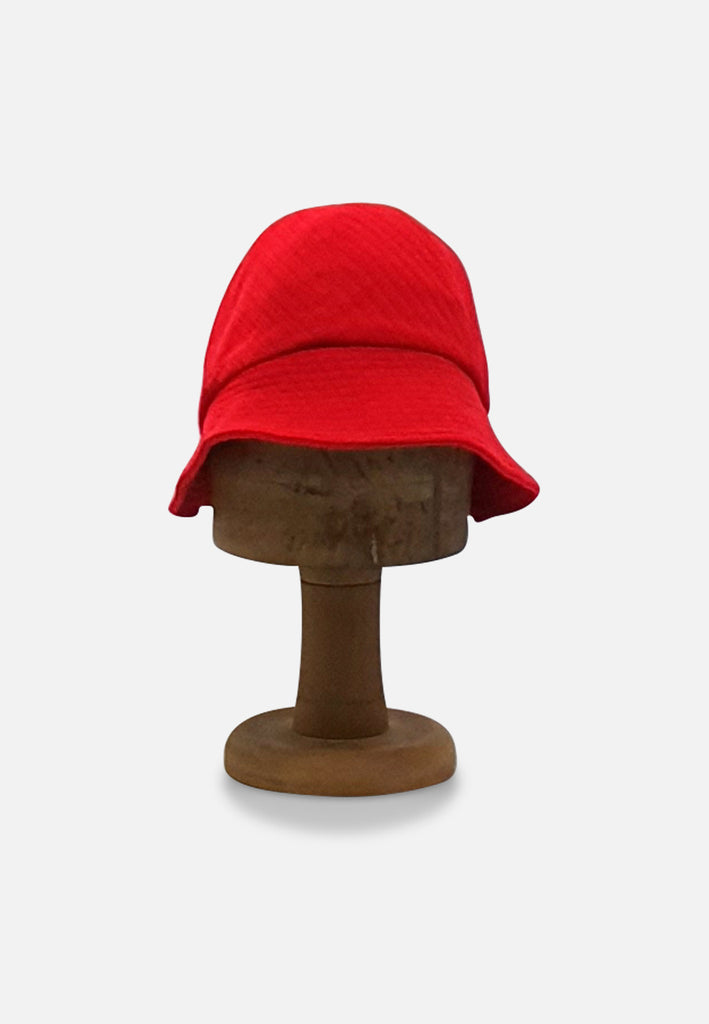 Red Terry Terrific Hat