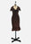 Belamie Copper Shine Dress RETRO
