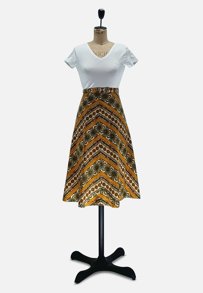 Boho Statement Skirt