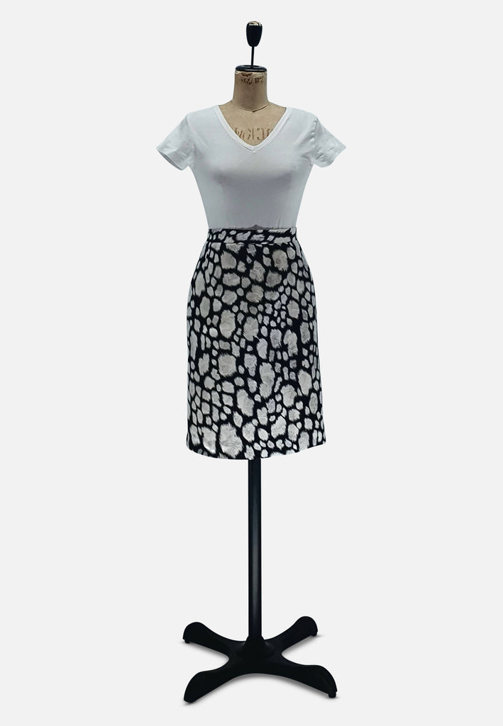 Rocky Statement Pencil Skirt
