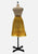 French Yellow Skirt