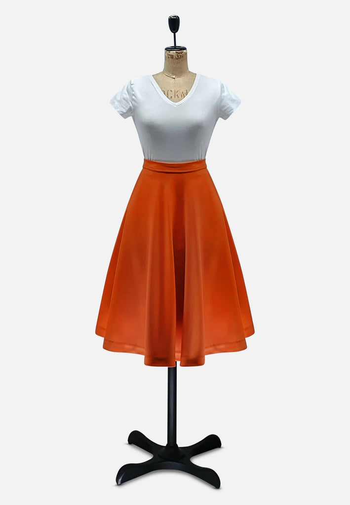 Orange Crush Skirt
