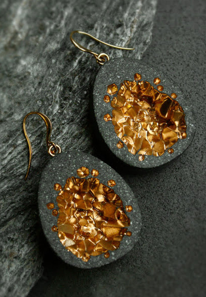 Leonora Tear Drop Earrings