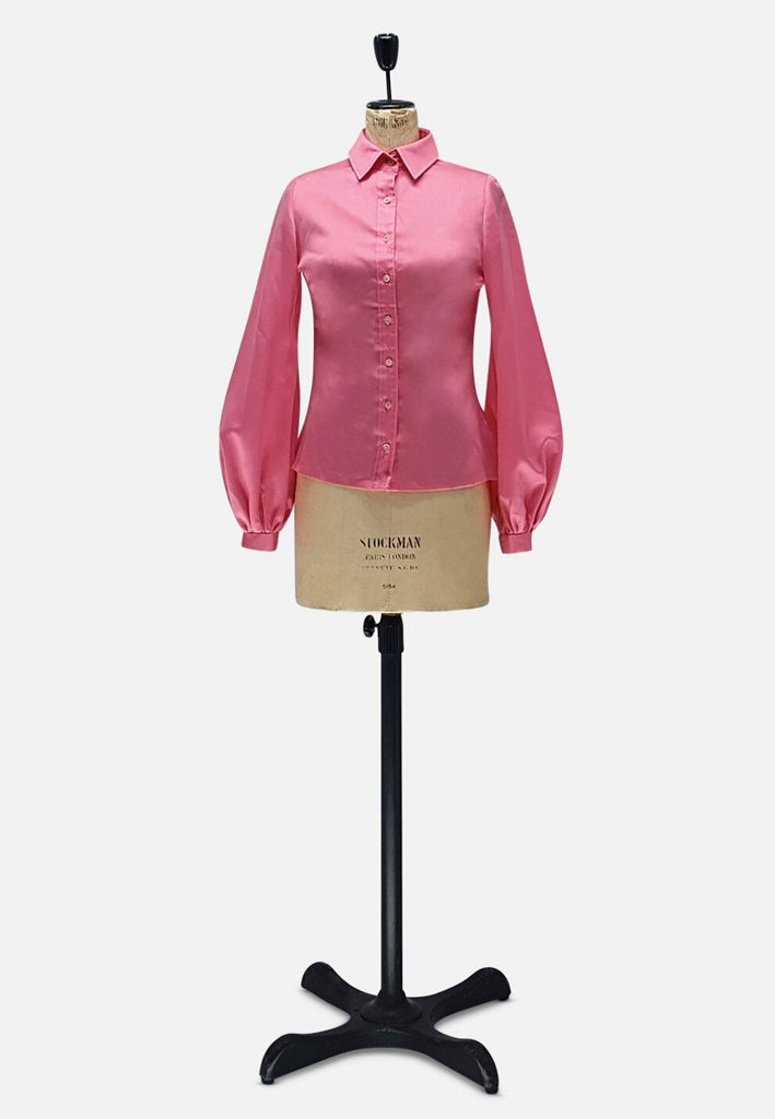 Italian Confection Pink Lolly Blouse