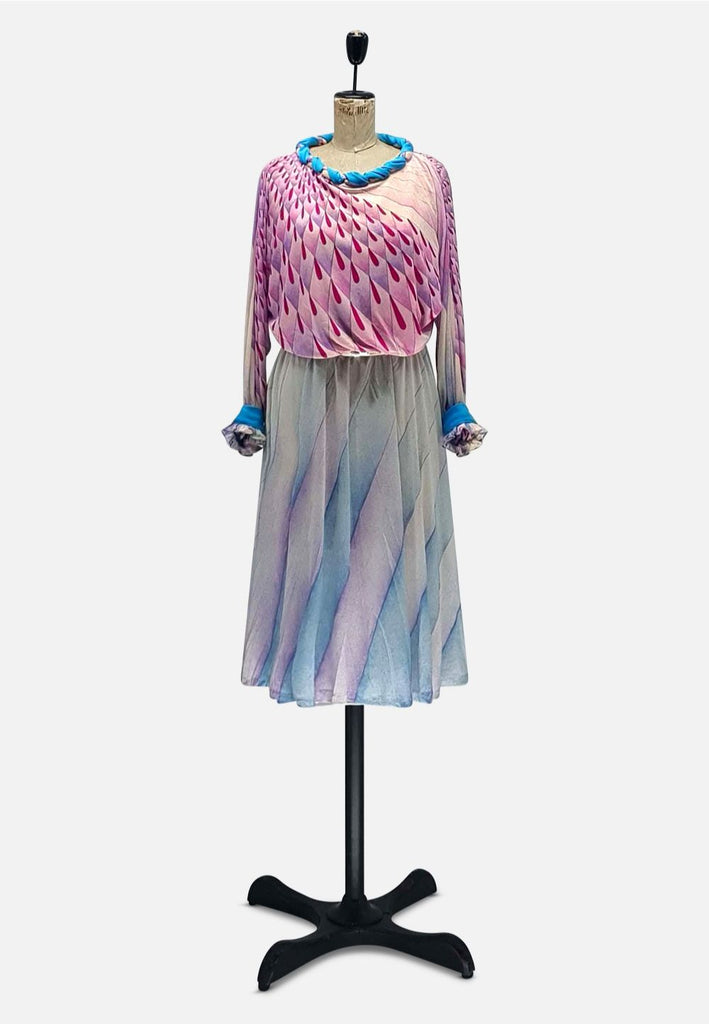 Peacock Dress - Stylist Pick