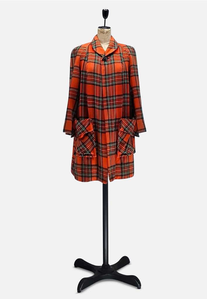 Tartan Swish Jacket - Stylist Pick