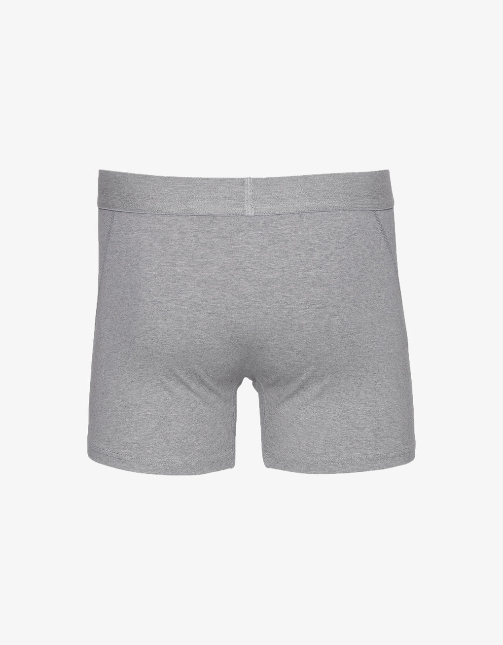 Colorful Standard Classic Organic Boxer Briefs Underwear Heather Grey