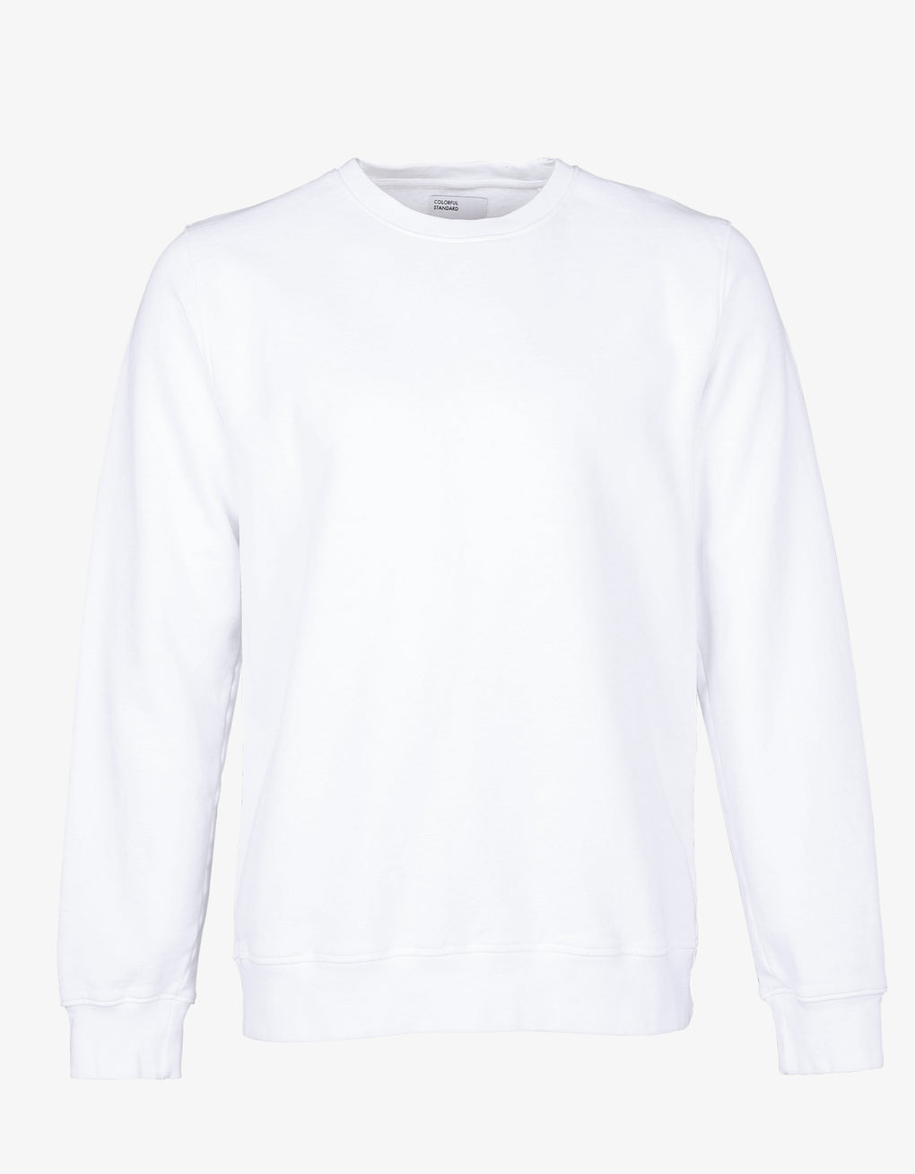 Colorful Standard Classic Organic Crew Crewneck Optical White