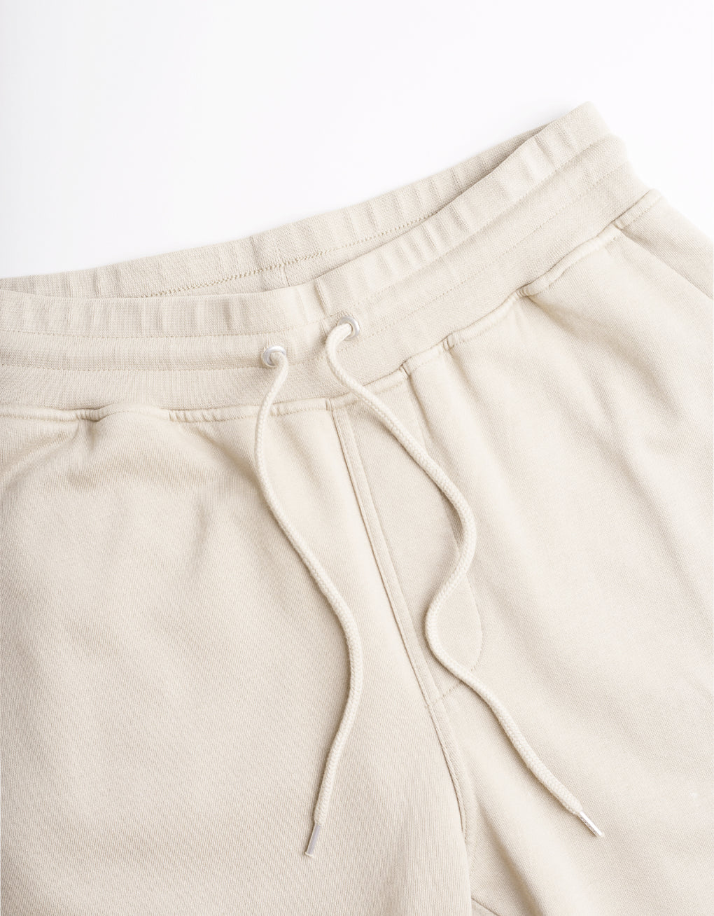 Colorful Standard Classic Organic Sweatshorts Shorts Ivory White