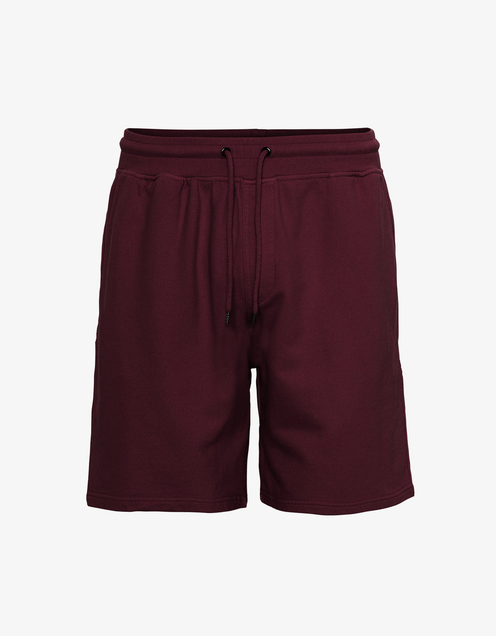 Colorful Standard Classic Organic Sweatshorts Shorts Oxblood Red