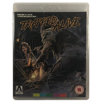 Trapped Alive Blu-Ray