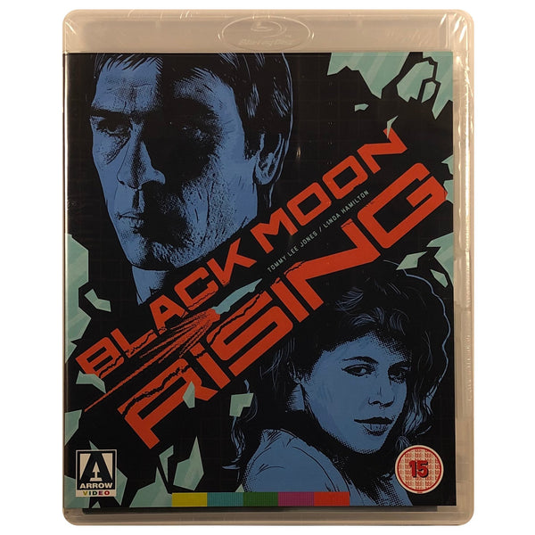 Black Moon Rising Blu-Ray