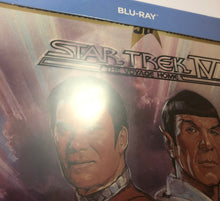 Load image into Gallery viewer, Star Trek IV : The Voyage Home Blu-Ray Steelbook - Light Scratch