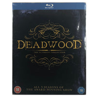 Deadwood - The Ultimate Collection Blu-Ray Box Set