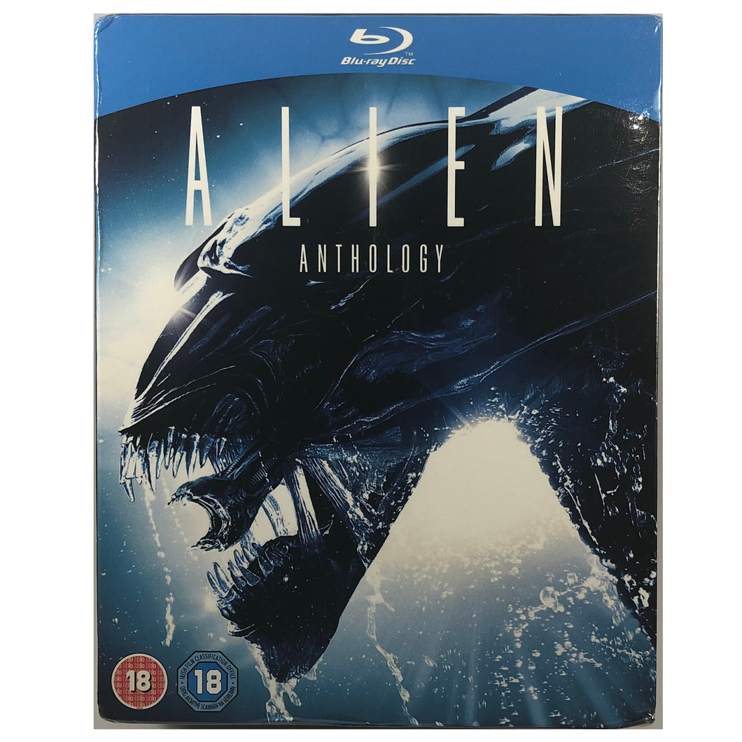 The Alien Anthology Blu-Ray Box Set