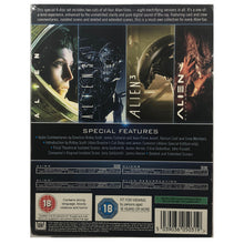 Load image into Gallery viewer, The Alien Anthology Blu-Ray Box Set