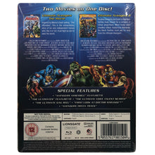 Load image into Gallery viewer, The Ultimate Avengers Collection Blu-Ray Steelbook