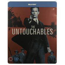 Load image into Gallery viewer, The Untouchables Blu-Ray Steelbook