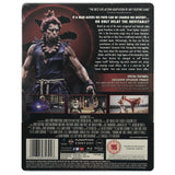 Street Fighter Assassins Fist Blu-Ray Steelbook - Scratching on Cover