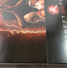Load image into Gallery viewer, Street Fighter Assassins Fist Blu-Ray Steelbook - Scratching on Cover
