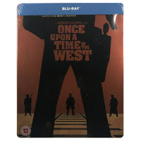 Once Upon A Time In The West Steelbook - Light Scratches
